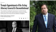 George Conway Slams Trump In Op-Ed: Attorney General Appointment Is 'Unconstitutional'