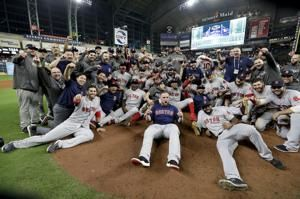 LEADING OFF: Dodgers-Brewers in Game 7 of NLCS, Red Sox wait
