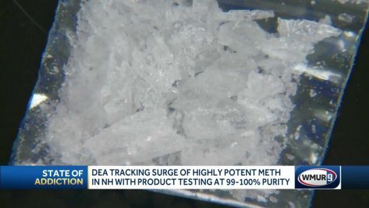 Meth, opioids being pushed in tandem by drug dealers, officials say