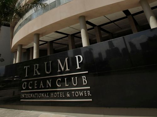 Trump hotel in Panama votes to drop Trump - but his company is putting up a fight