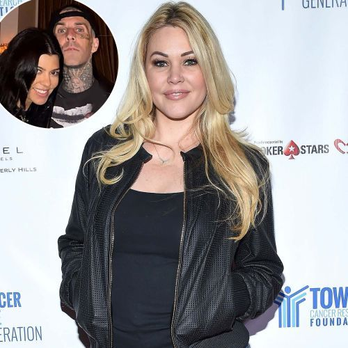 Shanna Moakler Says She's 'Over' Travis, But Still Feels His PDA With Kourtney Is 'Weird'