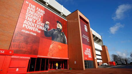 'Truly sorry': Liverpool shamed into REVERSING staff pay decision during coronavirus crisis