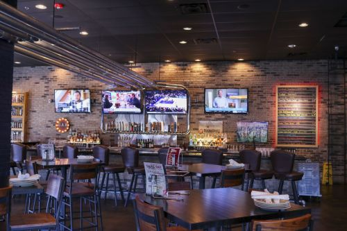 Jeffersonville BoomBozz Pizza & Watch Bar To Reveal New Rebrand and Complete Remodel
