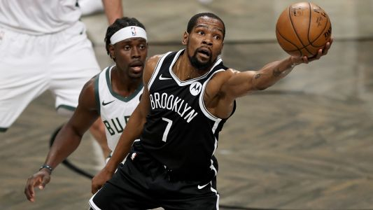 Nets' Kevin Durant joining Team USA for Tokyo Olympics after Game 7 loss vs. Bucks, report says