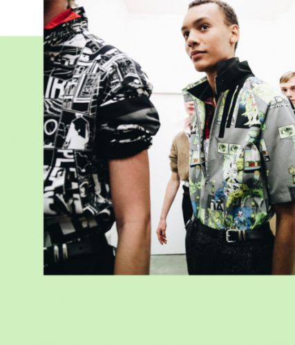 We're Streaming Prada's AW18 Menswear Show Live At 5PM GMT