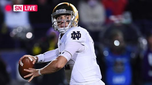 Notre Dame vs. Syracuse: Score, updates, highlights as Irish meet upset-minded Orange