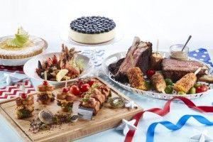 The Great American Buffet Returns to Triple Three This July