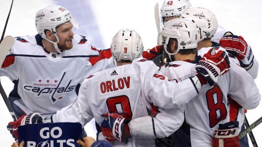 NHL playoffs 2018: Three takeaways from Capitals' liberating victory