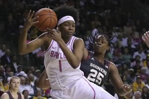 No. 2 Baylor women beat Oklahoma for 55th Big 12 win in row