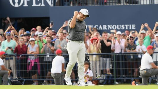 British Open 2018: Francesco Molinari wins after Jordan Spieth, Tiger Woods fall away
