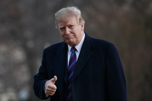 Trump's physician says POTUS is 'in very good health' after annual medical exam