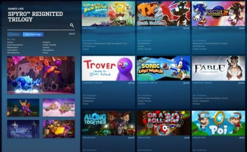 Steam Labs gets even more experiments and updates to aid discovery