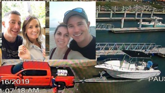 Search continues for firefighters who disappeared off Port Canaveral coast