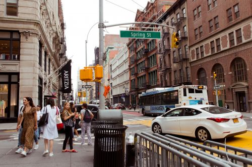 Retail startups like Allbirds, Everlane, and more are flocking to one of NYC's trendiest neighborhoods to open stores - here's how big the trend has become