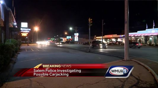 Salem Police investigating report of armed carjacking
