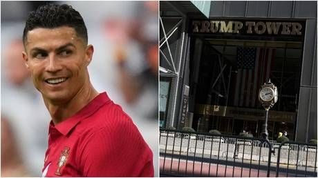 Ronaldo to take $10M+ loss on Trump Tower apartment in New York after fans pressured him to disassociate from 'Bad Orange Man'