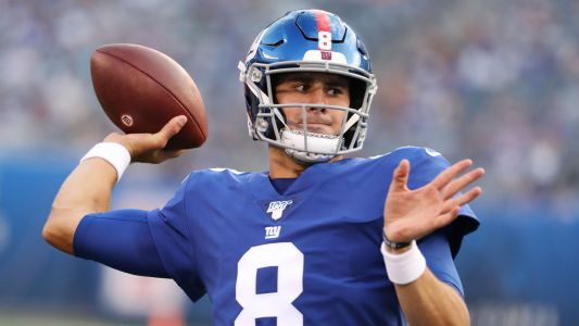 Fantasy Football Outlook: Daniel Jones looms as potential sleeper, waiver pickup