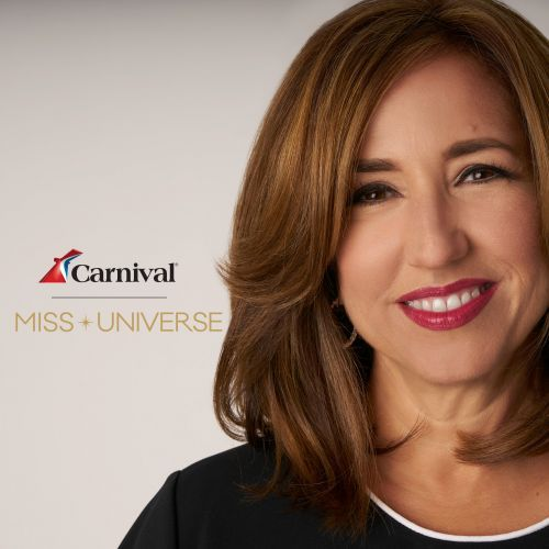 Carnival Cruise Line President Christine Duffy to Serve on Selection Committee for MISS UNIVERSE Competition This Sunday, May 16