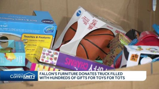 Project Community: Spirit of Giving