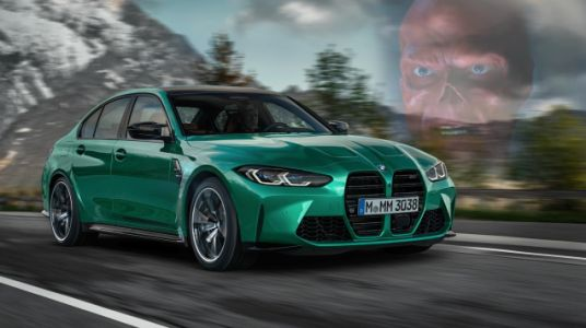 The New 2021 BMW M3 And M4 Have Leaked And Maybe If You're Pregnant Don't Look Right At Them