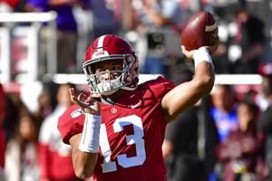 Alabama 5th in CFP committee rankings after loss to LSU