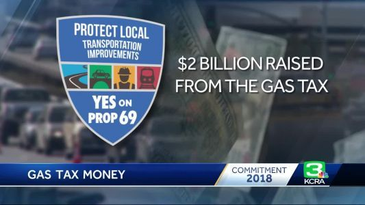Voters to decide where gas tax revenue goes