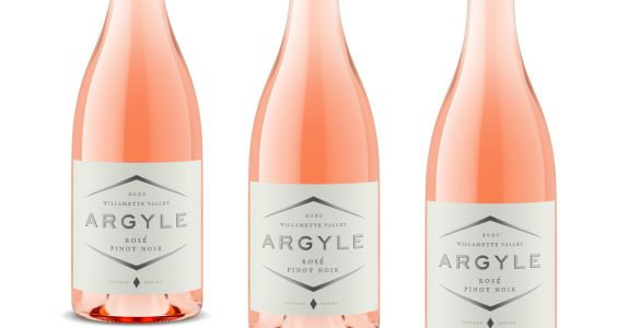 Argyle Winery Rosé Pinot Noir 2020, Willamette Valley, Oregon