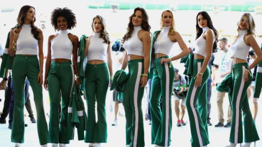 Of Course F1 Is Backpedaling On Getting Rid Of Grid Girls