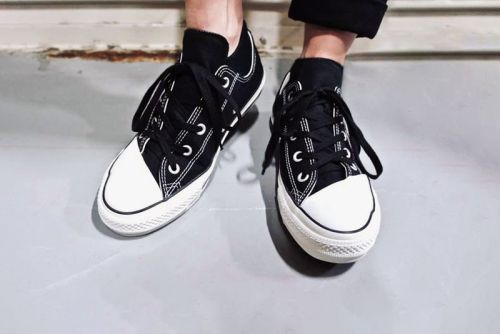 Limi Feu Reissues Warped Converse Chuck Taylor All Star Sneakers
