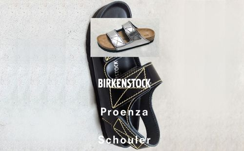 Birkenstock teams with Proenza Schouler for latest collaboration