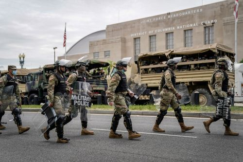 Defying mayor, Trump threatens to deploy more federal forces to D.C