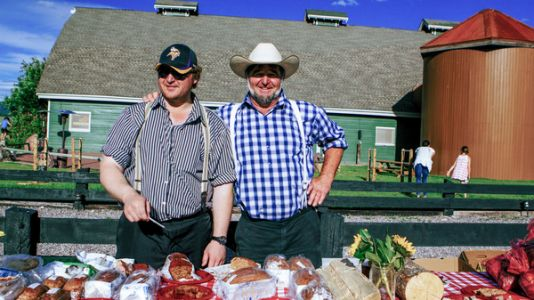 Hutterites: The Small Religious Colonies Entwined With Montana's Haute Cuisine