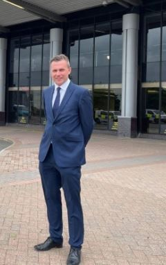 Alex Tong appointed Chief Financial Officer at Leeds Bradford Airport