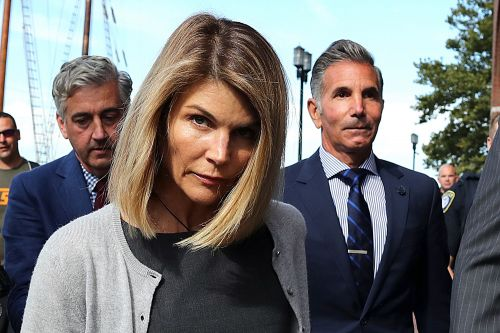 Lori Loughlin sentenced to two months for college admissions scandal