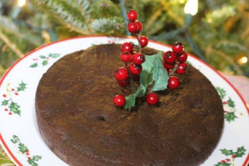 Baking Trinidad Rum Cake for the Holidays