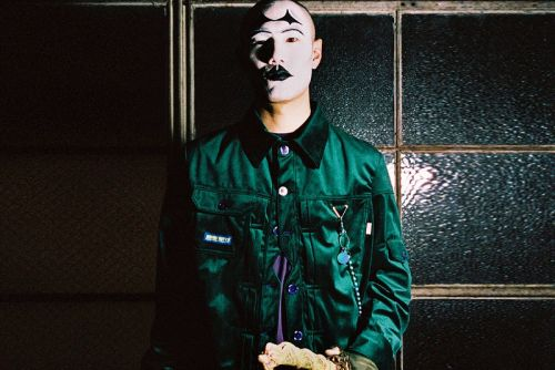 "HOMME BOY's SS21 ""S2-JKR"" Collection Explores Difference Between Jester and Joker"