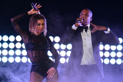 JAY-Z & Beyoncé Held a World Cup Final Viewing Party Before Their Paris Concert