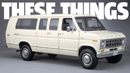 Let's Take A Moment To Appreciate The Unashamed Simplicity Of Old Extended Vans
