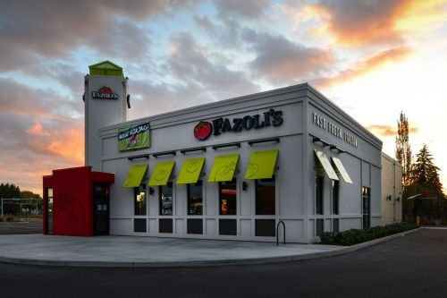 Fazoli's Summer Sales and Traffic Soar Beyond Competitors