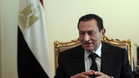 Mubarark, Egypt's Ousted President, Is Dead At 91