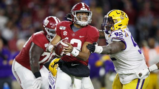 Alabama-LSU rematch is now College Football Playoff committee's biggest remaining debate