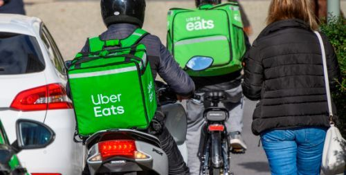 Uber Eats' new group ordering tool could boost its appeal for business lunches