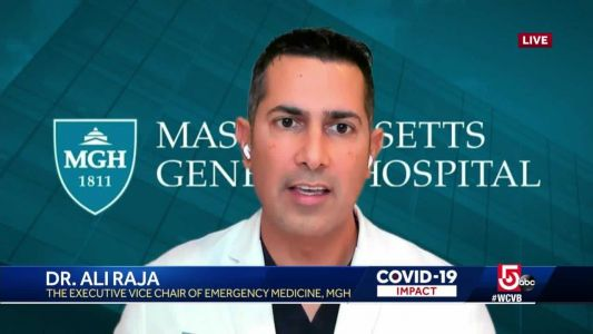 Video: Boston doctor concerned about rise of new COVID-19 cases in Mass