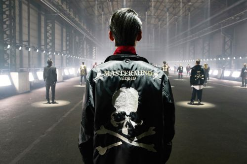 "MASTERMIND WORLD's FW18 ""SCENE.1 MISSIONS"" Collection Hits the Runway"