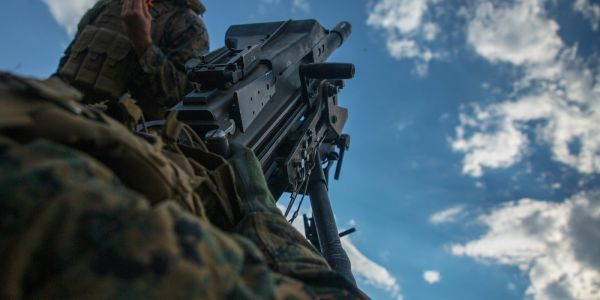 Marines in Eastern Europe are practicing a little-used tactic - another sign they're getting ready for a 'big ass fight'