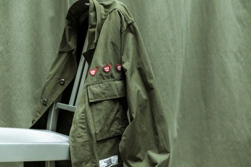 A Closer Look at the HUMAN MADE x WTAPS Capsule
