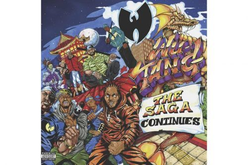 Stream Wu-Tang Clan's New Album 'The Saga Continues'