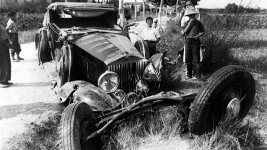 The First Car Accidents in the World, Explained