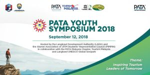 Inspiring The Tourism Leaders Of Tomorrow At The Next PATA Youth Symposium In Langkawi