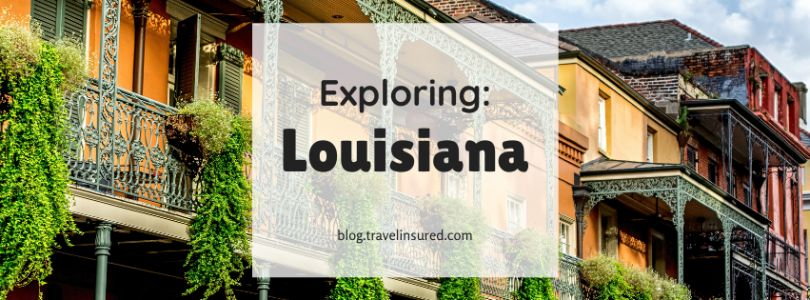 Exploring: Louisiana